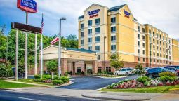 Buitenaanzicht Fairfield Inn & Suites Washington DC/New York Avenue