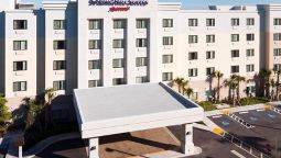 Exterior view SpringHill Suites West Palm Beach I-95