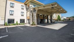 Buitenaanzicht Comfort Inn Williamsport