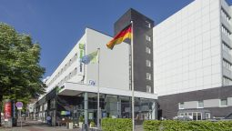 Buitenaanzicht Holiday Inn Express HAMBURG CITY CENTRE