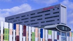 Exterior view Hampton by Hilton Liverpool-John Lennon Airport