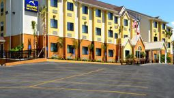 Exterior view MICROTEL NEW BRAUNFELS