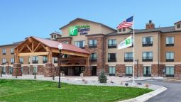 Exterior view Holiday Inn Express & Suites LANDER
