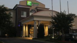 Buitenaanzicht Holiday Inn Express PEMBROKE