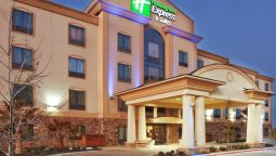 Buitenaanzicht Holiday Inn Express & Suites DENTON-UNT-TWU