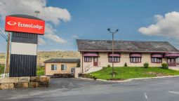 Exterior view Econo Lodge Breezewood