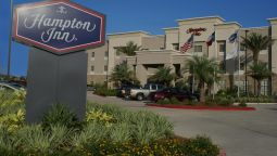 Buitenaanzicht Hampton Inn Orange