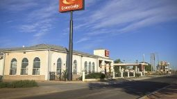 Exterior view Econo Lodge Winslow