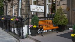 Exterior view Edinburgh Thistle