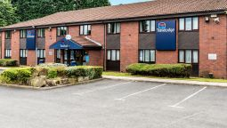 Exterior view TRAVELODGE BIRMINGHAM OLDBURY