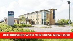 Exterior view TRAVELODGE DERBY PRIDE PARK
