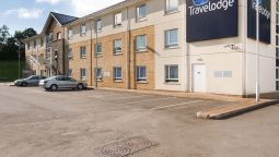 Exterior view TRAVELODGE MERTHYR TYDFIL