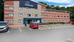 Exterior view TRAVELODGE STAFFORD CENTRAL