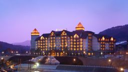 Exterior view InterContinental ALPENSIA PYEONGCHANG RESORT