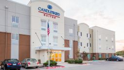 Exterior view Candlewood Suites GEORGETOWN