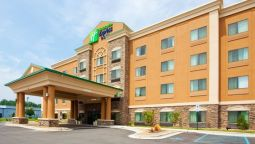 Buitenaanzicht Holiday Inn Express & Suites MOUNT AIRY