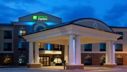 Exterior view Holiday Inn Express & Suites PERU - LASALLE AREA
