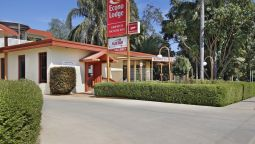 Buitenaanzicht Econo Lodge Griffith Motor Inn