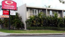 Exterior view Econo Lodge City Star Brisbane