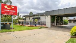 Exterior view Econo Lodge Mildura