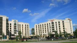 Buitenaanzicht Homewood Suites by Hilton Toronto Airport Corporate Centre