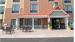 Buitenaanzicht TownePlace Suites Dayton North
