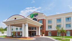 Exterior view Holiday Inn Express & Suites ALEXANDRIA - FORT BELVOIR