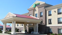 Buitenaanzicht Holiday Inn Express & Suites SHELBYVILLE INDIANAPOLIS