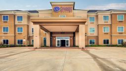 Exterior view Comfort Suites Fort Worth