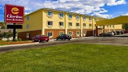 Clarion Inn & Suites Atlantic City North - Oceanville (New Jersey)