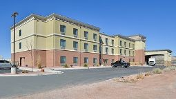 Exterior view Comfort Suites Gallup