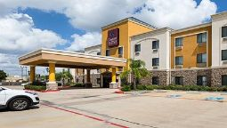 Exterior view Comfort Suites Houston