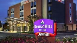 Exterior view SpringHill Suites Irvine John Wayne Airport/Orange County