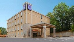 Exterior view Sleep Inn & Suites At Kennesaw State University
