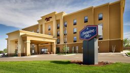 Exterior view Hampton Inn Pampa TX