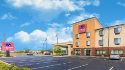 Exterior view Comfort Suites Pell City