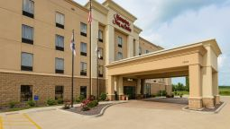 Exterior view Hampton Inn - Suites Peoria at Grand Prairie IL