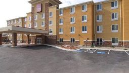 Exterior view Comfort Suites Rapid City