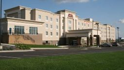 Buitenaanzicht Hampton Inn - Suites Rochester-North