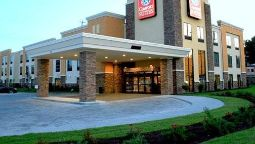 Exterior view Comfort Suites Lincoln