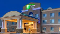 Exterior view Holiday Inn Express & Suites GRANTS - MILAN