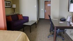 Room University Area Comfort Suites Urbana Champaign
