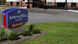 Buitenaanzicht SpringHill Suites St. Louis Airport/Earth City