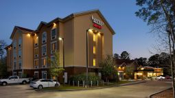 Exterior view Fairfield Inn & Suites Houston Intercontinental Airport
