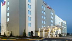 Exterior view SpringHill Suites Atlanta Airport Gateway