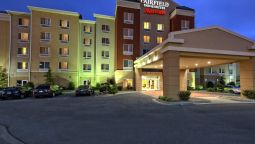 Buitenaanzicht Fairfield Inn & Suites Oklahoma City NW Expressway/Warr Acres