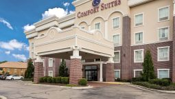 Exterior view Comfort Suites West Memphis
