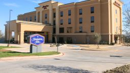 Exterior view TX Hampton Inn - Sweetwater