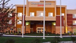 Exterior view SpringHill Suites Midland