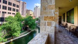 Buitenaanzicht Embassy Suites by Hilton San Antonio Riverwalk Downtown